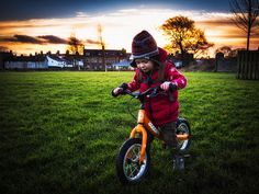 Success at last - Lachlan finally gets to grips with his balance bike and has a load of fun in Ford Park. he refused to use it on the road, obviously the mountain biker genes have won through! Balance Bike, Biker, Ford, Motorcycle, Photography, Photograph, Fotografie, Motorcycles, Photoshoot