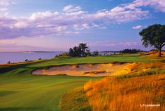 Dream big and plan your golfing bucket list! World's best golf courses.