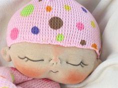 Moldes de bonecas de pano para imprimir grátis - As bonecas de pano é uma opção criativa e barata para criar um brinquedo be