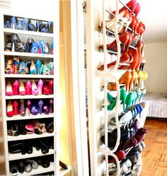 Color coded.