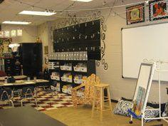 Glyph Girls: Step Into My Classroom!