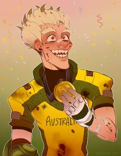 Overwatch - Gold for Aussies