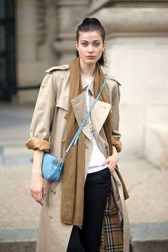 Haute Couture Fall 2014 - Street Style - Harper's BAZAAR