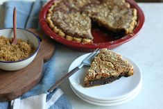Shoofly Pie - Powered by @ultimaterecipe