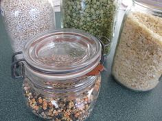 Homemade soup gifts. Use your food storage!