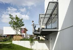 Gallery of House with 11 Views / Marc Koehler Architects - 9