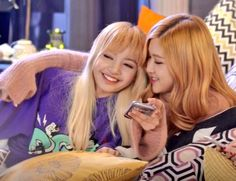 Lisa and Rosé