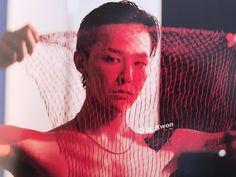 KWON JI YONG MAKING COLLECTION