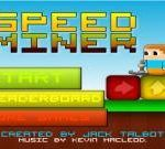 In the Minecraft world there are dozens of interesting kinds of games which have been attracting many Minecraft gamers all over the world. Speed Miner is one among them.