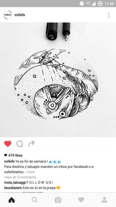Astronaut Tattoo, Tattoos, Cover, Ideas, Tatuajes, Tattoo, Thoughts, Tattos, Tattoo Designs