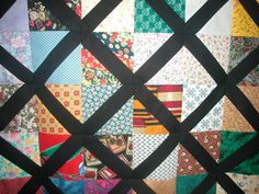 """MaDan's Quilting: 5"""" Charms Scrappy Tutorial"""