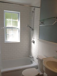 Bathroom Windows Over Shower solution to the large window in the shower simple diy cover
