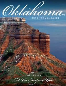 Get your OK Travel Guide for free today! The all-encompassing Oklahoma Travel Guide highlights points of interest in each region of the state and comes with the official state highway map. Just click the picture to order yours now.