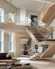 SoHo Loft | Gabellini Sheppard Associates LLP | Bustler