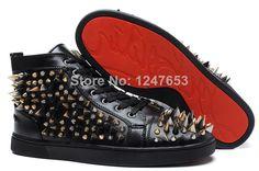 Red sole sneaker ideas | sole sneakers