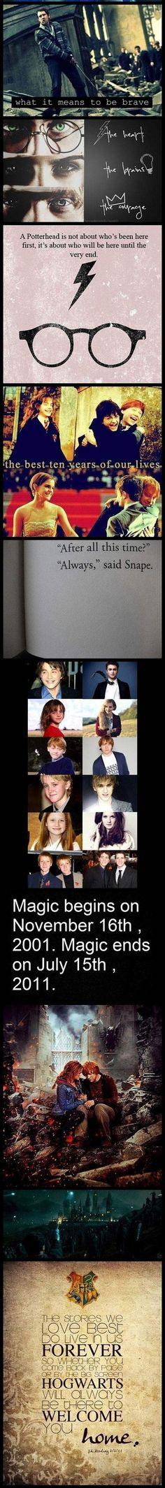 forever hogwarts