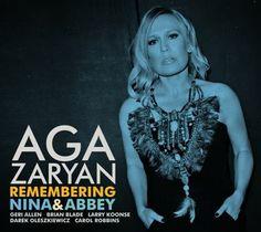 """Aga Zaryan czaruje głosem i nastrojem na """"Remembering Nina & Abbey""""!"""