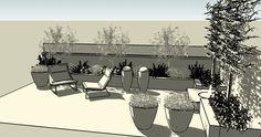 Agata Byrne, garden designer, landscape architect, florist, Urban garden, contemporary residential garden, Dublin, 2012, Summitto garden architecture & landscape design