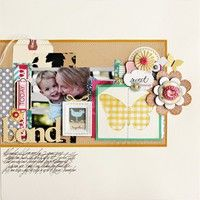 A Project by Christine30 from our Scrapbooking Gallery originally submitted 11/25/11 at 01:10 PM