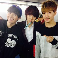 Zhoumi, Heechul & Henry