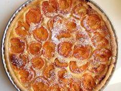 La tarte aux abricots, Recette Ptitchef
