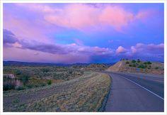 Sunset, Jemez Mountains, New Mexico