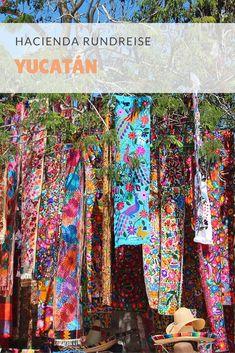 Sommer im Herbst – bunt, bunter, Yucatán.