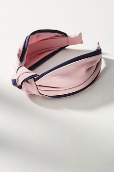 Slide View: 1: Knotted Colorblock Headband