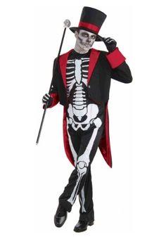 Mr. Bone Jangles Costume for Adults Boy Costumes, Halloween Costumes For Kids, Adult Costumes, Halloween Party, Costume Ideas, Halloween Clown, Fancy Costumes, Halloween Celebration, Toddler Halloween