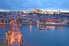 Mirando al mundo con sentimientos: El Puente Carlos de Praga