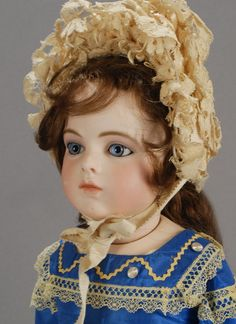 Carmel Doll Shop -French Bebes- it's all yours for only $34,000.00