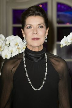 MYROYALS &HOLLYWOOD FASHİON: Monaco's Royal Family-Princess Caroline