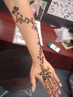 Henna Tattoo By FourJAYCEE On DeviantART