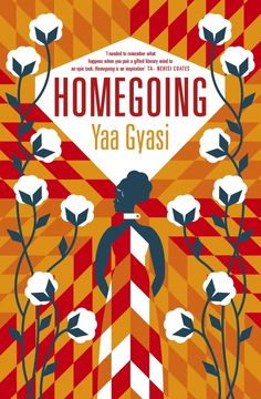 Homegoing by Yaa Gyasi - Great new book about the history & impact of slavery in Africa.