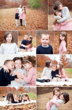 pink, gray, navy for portraits    Crystal Satriano Photography