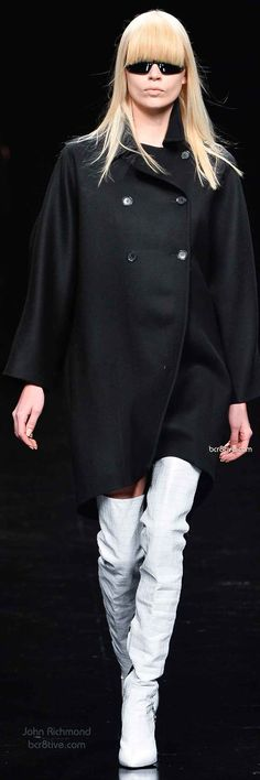 Fall 2014 Menswear Inspired Fashion - John Richmond