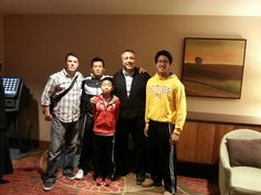 Great meeting and exchange of knowledge with Murat Kaplan. Wing Chun, Knowledge, The Unit, Style, Swag, Outfits, Facts