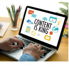 You already know that quality unique content does wonders for your Google rankings. You also know that such content takes ages to write — or it costs you an arm and two legs if you hire someone to write it for you. Marketing Pdf, Social Media Marketing, Digital Marketing, Marketing Ideas, Internet Marketing, Seth Godin, What Is Content Marketing, Brand Advertising, Advertising Plan