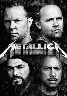 Metallica with Robert on Bass Robert Trujillo, James Hetfield, Heavy Metal Bands, Heavy Metal Music, Ozzy Osbourne, Black Sabbath, Pop Rock, Rock And Roll, Iron Maiden