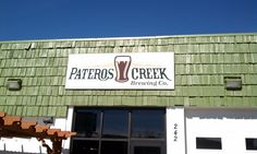 Pateros Creek Brewing Co., Fort Collins, CO