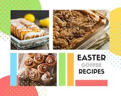 Easter Coffee Recipes http://www.madescolabs.com/easter-coffee-dessert-recipes-for-family-entertaining/
