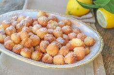 Gnocchi di carnevale al limone, ricetta facile e veloce, sfiziosa, perfetta per grandi, bambini, si preparano in pochi minuti, idea golosa che piace a tutti