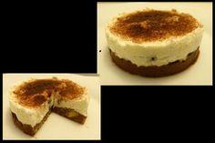 Cheesecake aux pépites de chocolat...