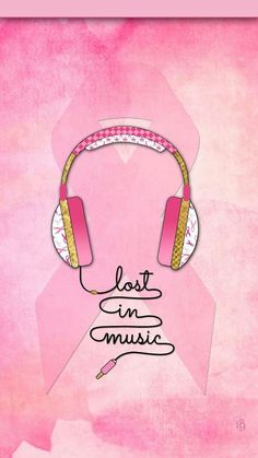 Music is life 🎶 pink music wallpaper, iphone wallpaper, custom wallpaper, cellphone wallpaper Pink Music Wallpaper, Musik Wallpaper, Custom Wallpaper, Wallpaper Quotes, Wallpaper Backgrounds, Cellphone Wallpaper, Iphone Wallpaper, Phrase Cute, Whatsapp Wallpaper