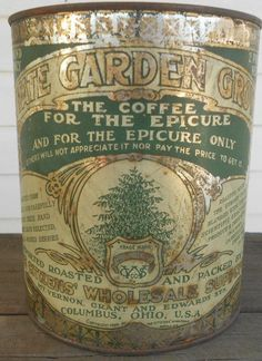 State Garden Grow Coffee