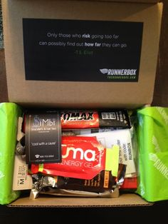 RaceWithMandy: You have to Try Runnerbox