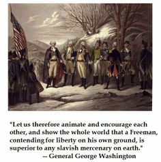 George Washington on #Liberty #quotes