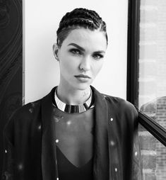 See Ruby Rose's Incredible Abs | InStyle.com