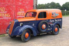 CCMV Classic Commercial Motor Vehicles   Fordson Thames E494
