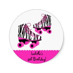 ==>Discount          	Zebra Print Roller Skates Birthday Favor Stickers           	Zebra Print Roller Skates Birthday Favor Stickers online after you search a lot for where to buyDeals          	Zebra Print Roller Skates Birthday Favor Stickers lowest price Fast Shipping and save your money No...Cleck Hot Deals >>> http://www.zazzle.com/zebra_print_roller_skates_birthday_favor_stickers-217416013228052931?rf=238627982471231924&zbar=1&tc=terrest
